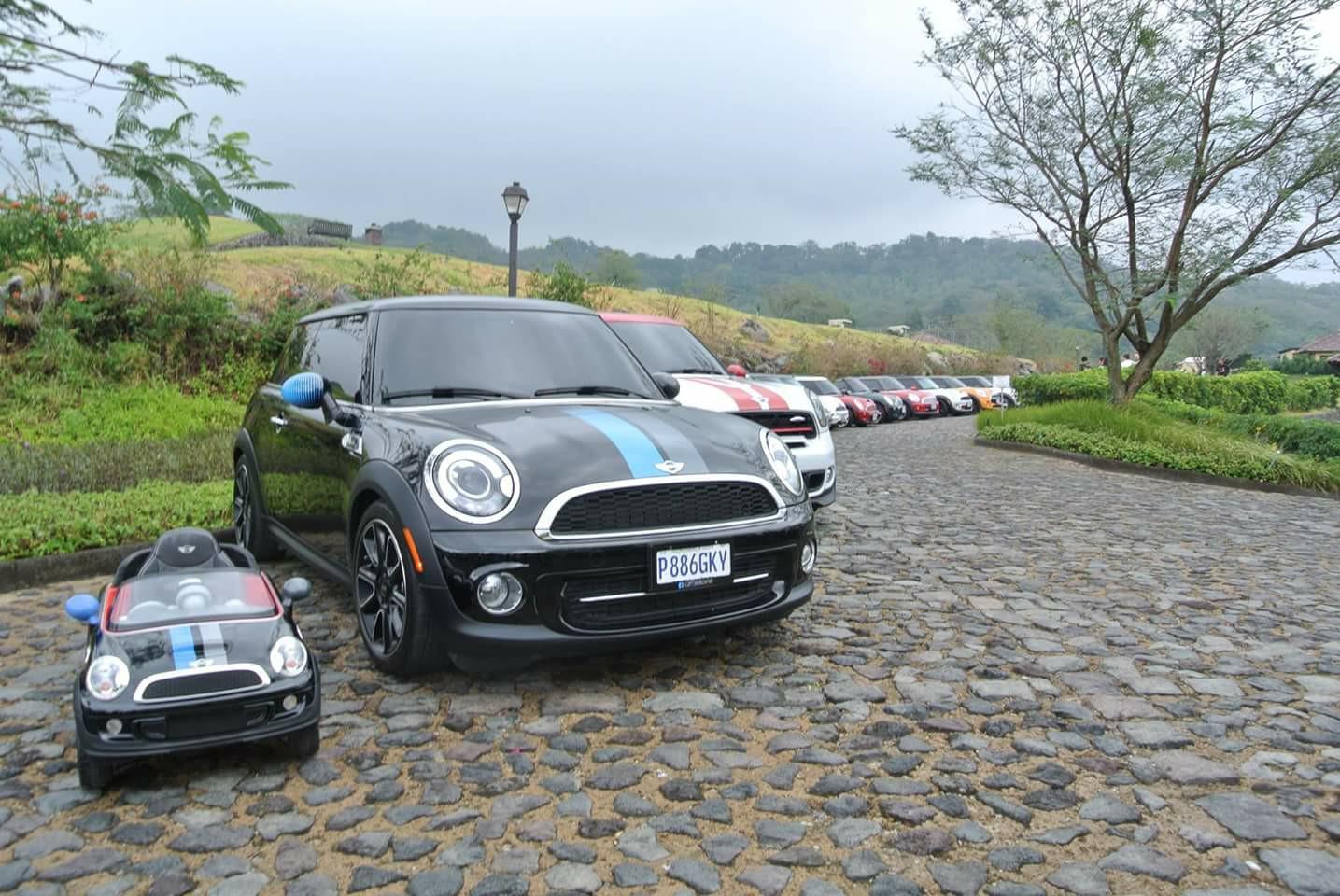 (Foto: Club MINI Cooper Guatemala)