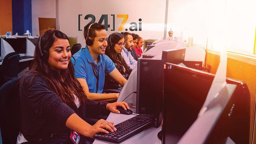 24/7 es una empresa de servicio al cliente con más de 18 años de experiencia en Guatemala