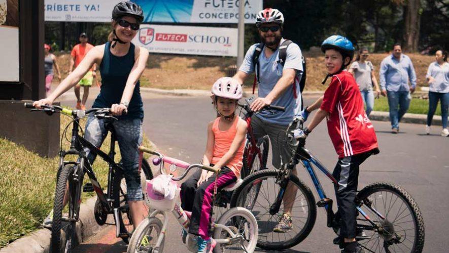 Actividades familiares en Condado Concepción | Abril 2019
