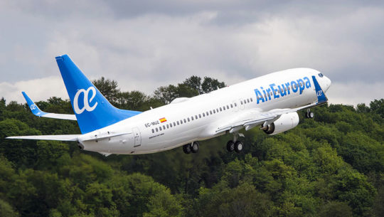 Air Europa y Copa Airlines realizan alianza para agilizar vuelos entre Guatemala y Europa