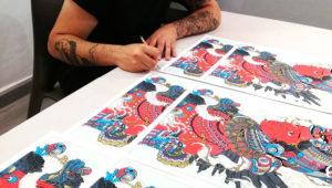 Bienal Capiusa, festival de diseño e ilustración | Mayo 2019