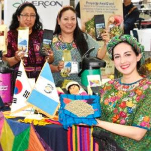 Cafe Guatemalteco Coffee Expo 2019