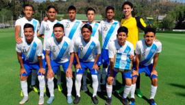 Calendario de Guatemala para el Premundial Sub-17 de la Concacaf 2019