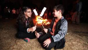 Campamento nocturno en familia durante Semana Santa | Abril 2019