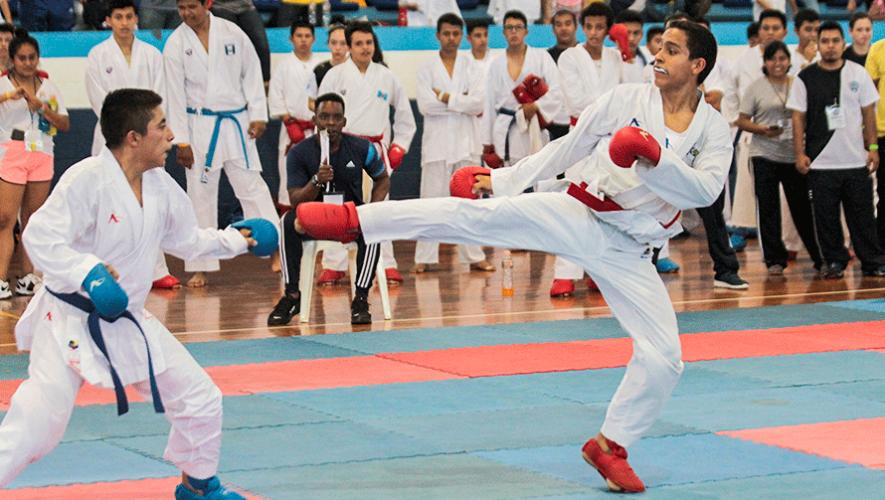 Campeonato Nacional de Karate en Jalapa | Abril 2019