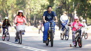 Colazo en bicicleta por Majadas, Zona 11 | Abril 2019