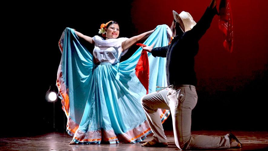 Con Notas Propias, danza con música guatemalteca | Abril 2019
