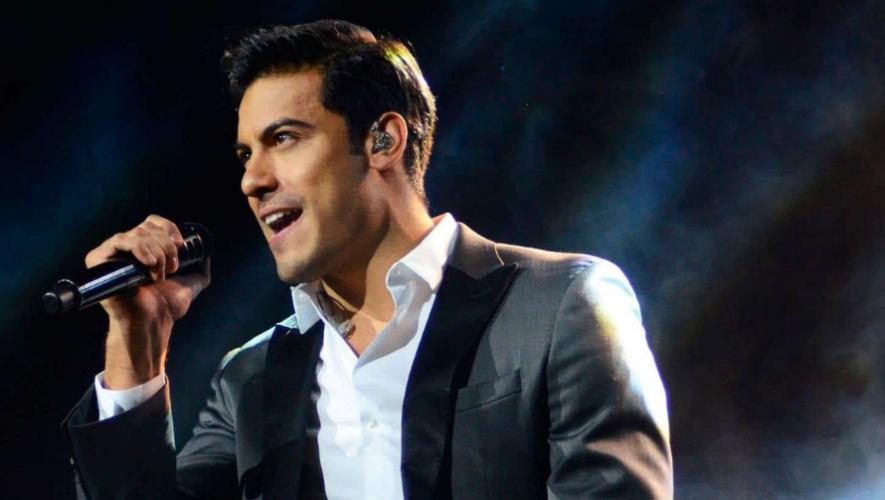 Concierto Carlos Rivera Guatemala