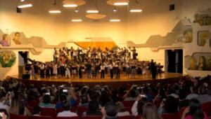 Concierto sinfónico gratuito en el Conservatorio Nacional   Abril 2019