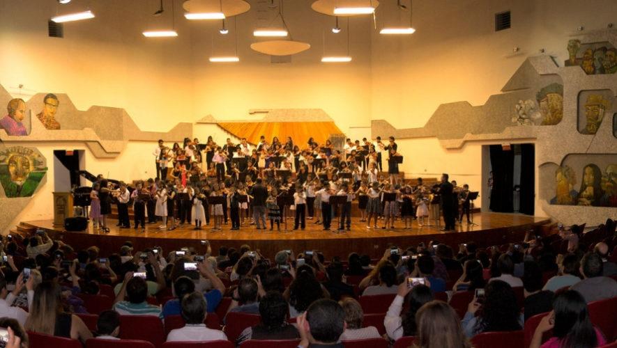 Concierto sinfónico gratuito en el Conservatorio Nacional | Abril 2019