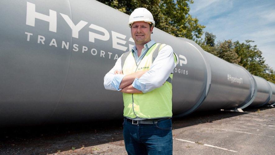Conferencia de Dirk Ahlborn, de Hyperloop, en Guatemala   Volcano Innovation Summit 2019