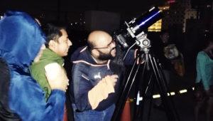 Curso básico de astronomía en Guatemala | Mayo 2019
