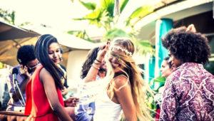 Fiesta de verano en Hotel El Delfín, en Monterrico | Abril 2019