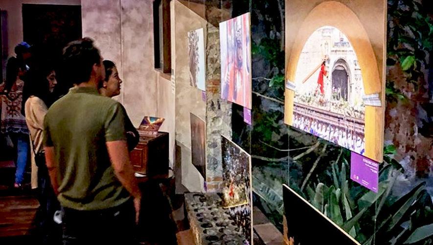 El Color de la Fe, expoventa fotográfica en Antigua | Abril 2019