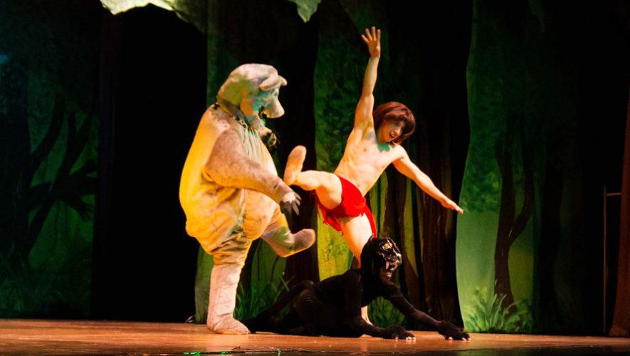 El Libro de la Selva, por el Ballet Nacional de Guatemala en San Lucas | Abril 2019