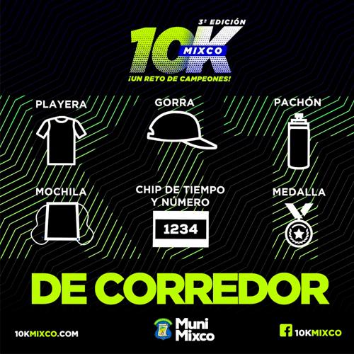 Entrega de kits 10K Mixco