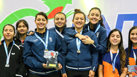 Equipo de Guatemala es campeón femenino del Centroamericano Mayor 2019