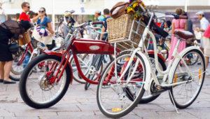 Exposición gratuita de bicicletas retro en Guatemala | Abril 2019