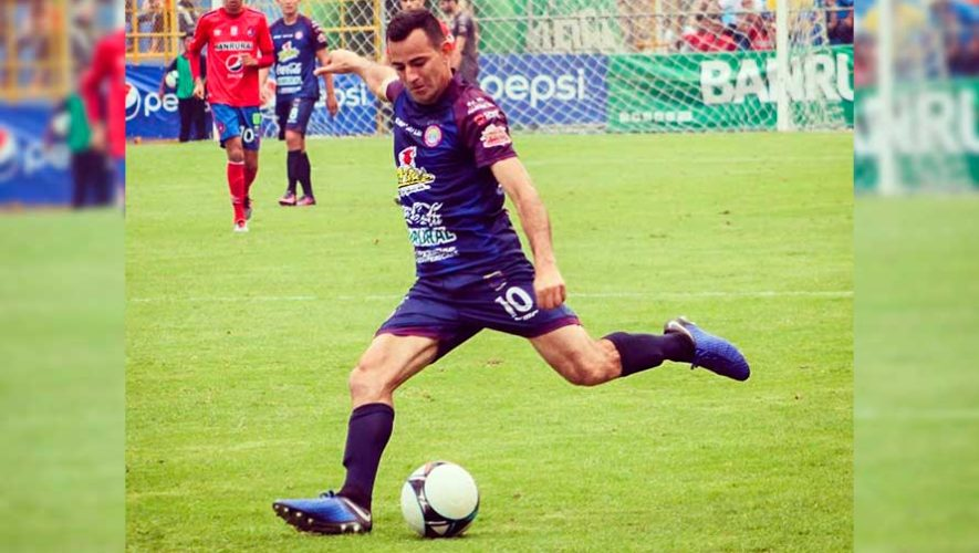 FOX Deportes destacó gol de media cancha de Marco Pappa con Xelajú