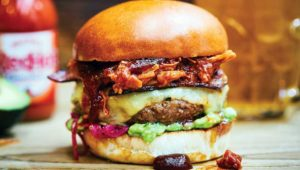 Burger Town: Festival de hamburguesas en la Ciudad de Guatemala | Abril 2019