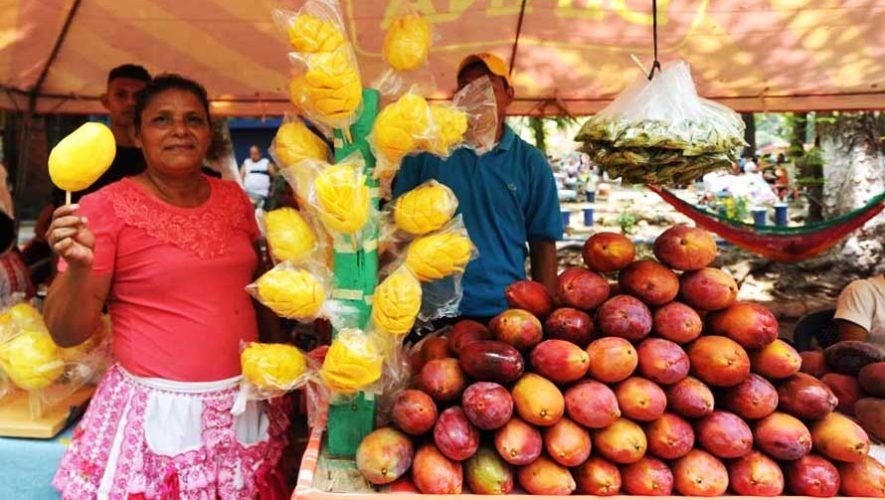 Festival del mango en Guatemala | Abril 2019