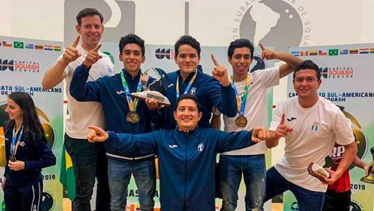 Guatemala conquistó el Campeonato Sudamericano Brasilia 2019