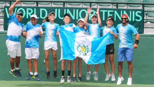 Guatemala, doble campeón del Preclasificatorio de Centroamérica y Caribe WJT 2019