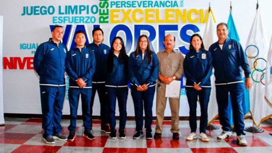 Guatemala irá por las plazas de Lima al XXXII Campeonato Panamericano 2019