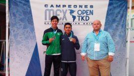 Guatemala se llevó 6 medallas del Mexico Open 2019