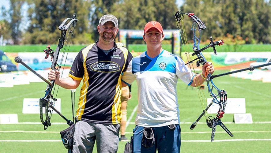 Guatemala se quedó con 4 medallas en el Versus MX Shoot 2019