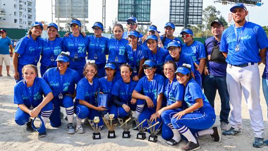 Guatemala, subcampeona del XII Torneo Centroamericano Femenino U-19 2019