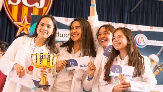 Guatemaltecas participarán en el First Lego League International 2019 en Estados Unidos