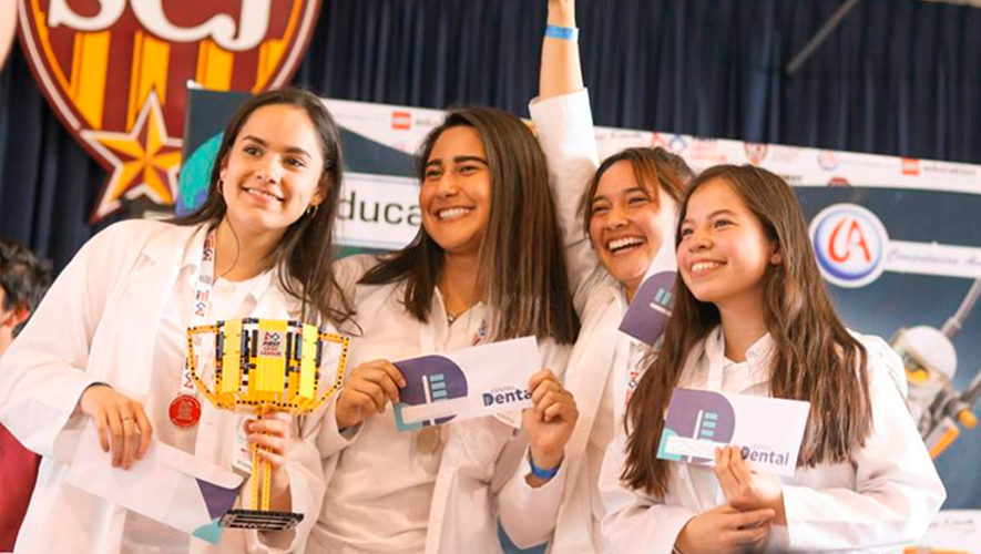 Guatemaltecas participarán en el First Lego League International 2019 en Estados Unidos