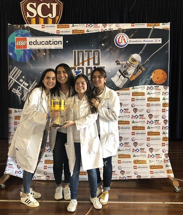 Guatemaltecas participarán en el First Lego League International