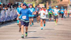 Guatemaltecos de todas las edades participarán en la carrera. (Foto 10K Mixco)