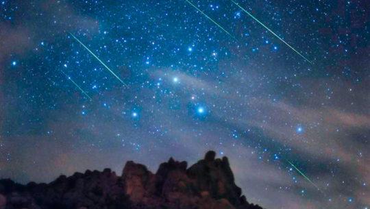 Hora y fecha para ver la lluvia de estrellas Líridas desde Guatemala en abril 2019