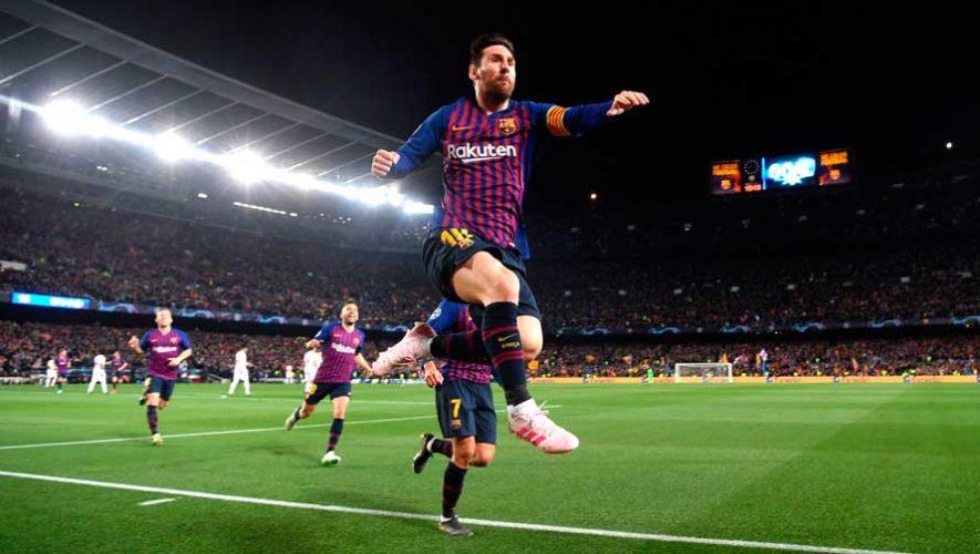 Horarios para ver las semifinales de la UEFA Champions League 2019 en Guatemala