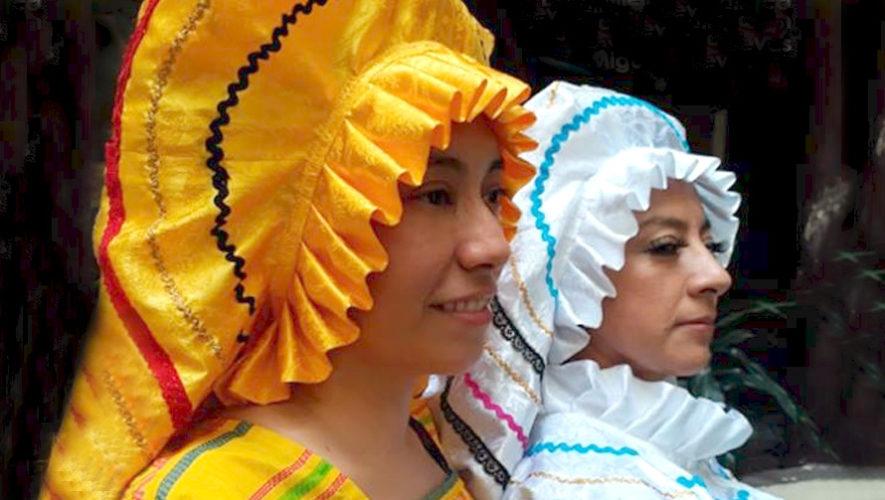 Las Señoritas del Sagrado Maíz, teatro folklórico de Guatemala | Abril 2019