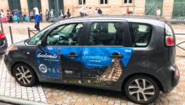 Lugares turísticos de Guatemala se promocionan en las calles de París, Francia