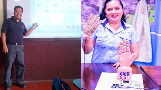 Maestros guatemaltecos participan en el Microsoft Educator Exchange 2019 en Francia