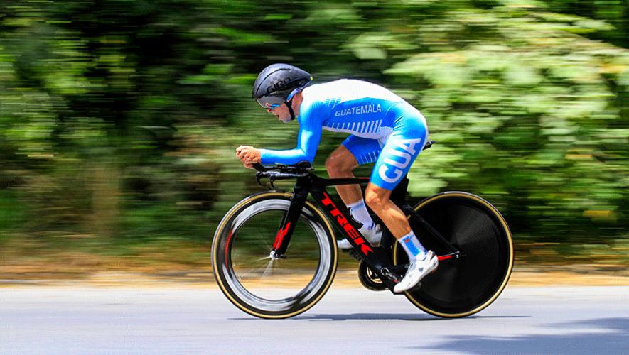 Manuel Rodas, el ciclista más rápido de Centroamérica del 2019