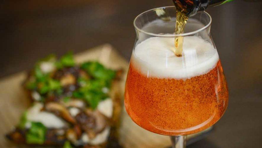 Maridaje con cerveza artesanal El Zapote | Abril 2019
