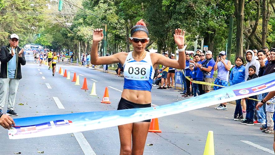 Mirna Ortiz se clasificó al Mundial de Doha 2019