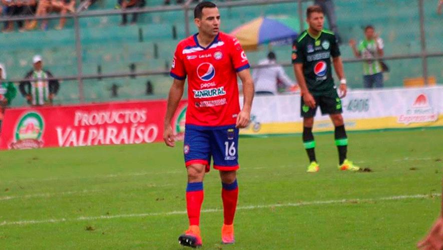 Partido de Antigua y Xelajú por el Torneo Clausura | Abril 2019