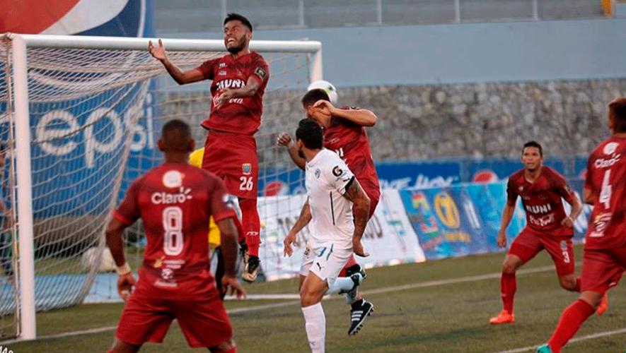 Partido de Comunicaciones y Malacateco por el Torneo Clausura | Abril 2019