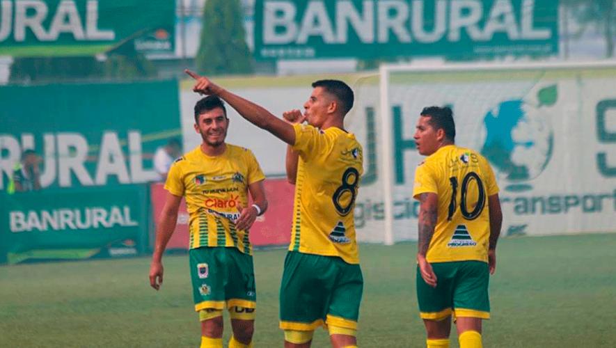 Partido de Guastatoya y Municipal por el Torneo Clausura | Abril 2019