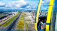 Paseo en helicóptero por la Ciudad de Guatemala   Mayo 2019