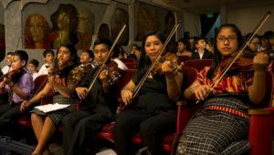Recital de violín gratuito en el Conservatorio Nacional | Abril 2019