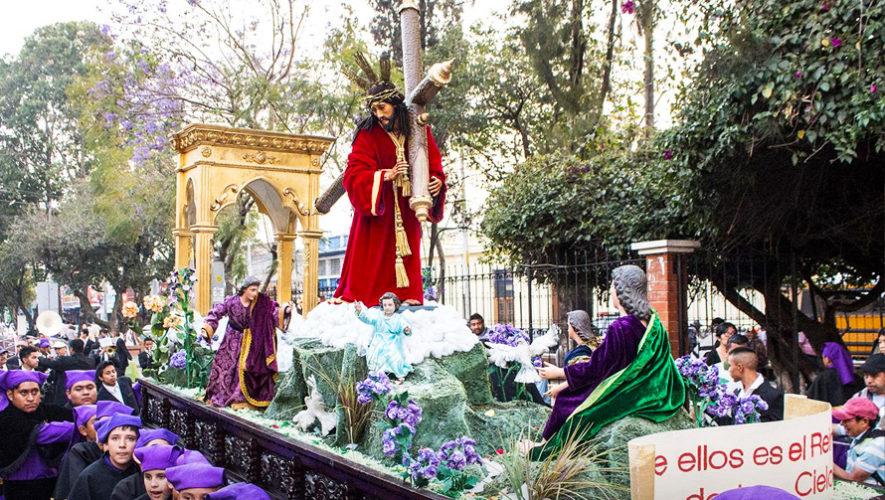 Recorrido procesional de Jesús de las Tres Potencias, Lunes Santo | Semana Santa 2019