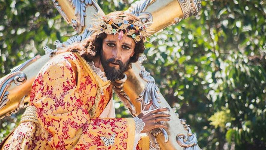 Recorrido procesional de Jesús del Consuelo de La Recolección, Sábado de Ramos | Semana Santa 2019